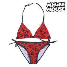 Load image into Gallery viewer, Bikini Minnie Mouse Red