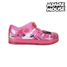 Load image into Gallery viewer, Beach Sandals Minnie Mouse 74417 Red