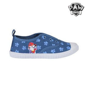 Children's Casual Trainers The Paw Patrol 72389 Pearl