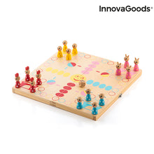 Load image into Gallery viewer, Wooden Table Set with Animals Pake InnovaGoods 18 Pieces