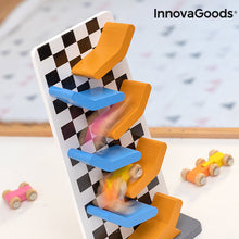 Load image into Gallery viewer, Wooden Track with Ramps for Car Wimai InnovaGoods 4 Pieces