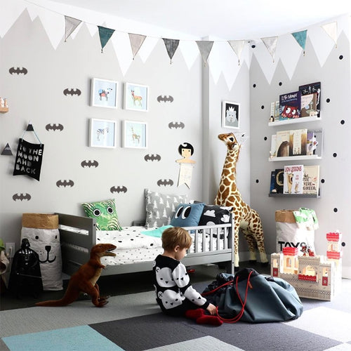 Batman Wall Stickers for Kids Rooms Decoration - boo.bootik