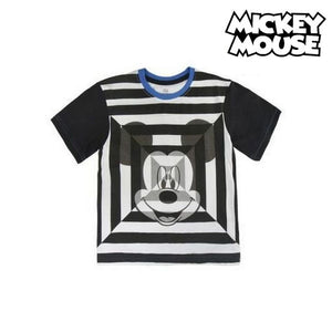Child's Short Sleeve T-Shirt Mickey Mouse 72608