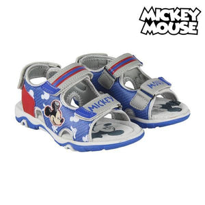 Children's sandals Mickey Mouse 73642 Grey