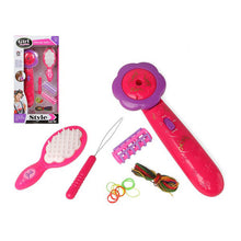 Load image into Gallery viewer, Child's Hairedressing Set Girl Style Pink 118278