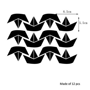 Boat Wall Decals Wall Stickers for Kids Rooms - boo.bootik