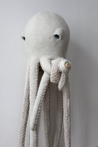 Octopus Marine Animals Plush Soft Toys - boo.bootik