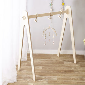 Wooden Clothing / Coat Rack for Kids Rooms - boo.bootik