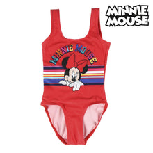 Load image into Gallery viewer, Swimsuit for Girls Minnie Mouse Red