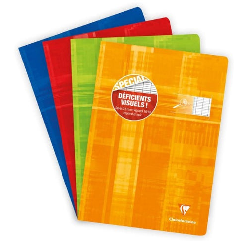 Notebook Clairefontaine 63996C French (Refurbished A+)