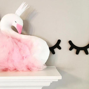 Flamingo Ballerina Plush Soft Toy for Girls - boo.bootik