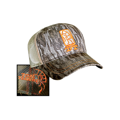Camo Cap (Mossy Oak Bottom Land)