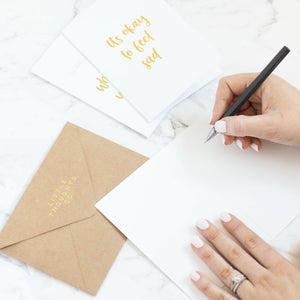 How to Write an Empathy Card