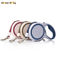 New Arrival Brand ABS High-Grade Stable Durable 3 Meter Automatic Retractable Dog Traction Rope Leashes Pet Leads - lovethepup