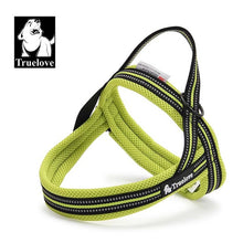 Truelove Soft Mesh Padded Nylon Dog Harness Vest 3M Reflective Security Dog Collar  Easy Put On Pet Harness 20% Discount 5 Color - lovethepup