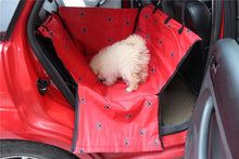 Single Seat Car Seat Protector for Small Dog or Wet Gear Waterproof and Stain Resistant - lovethepup