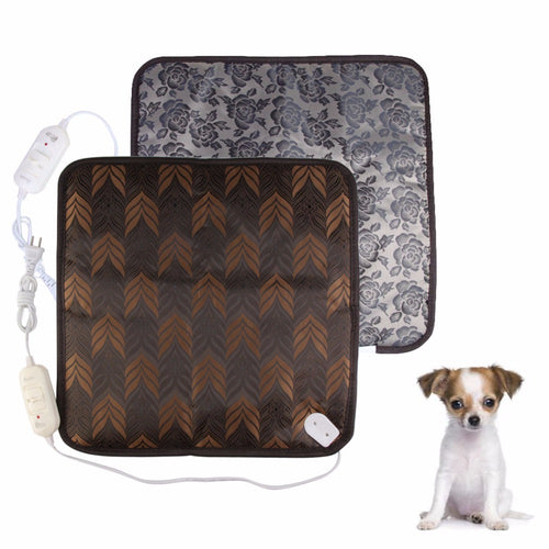 Keep your Pet warm with 220V Electric Pet Heating Pad - lovethepup