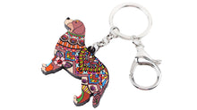Bernese Mountain Dog Key Chain - lovethepup