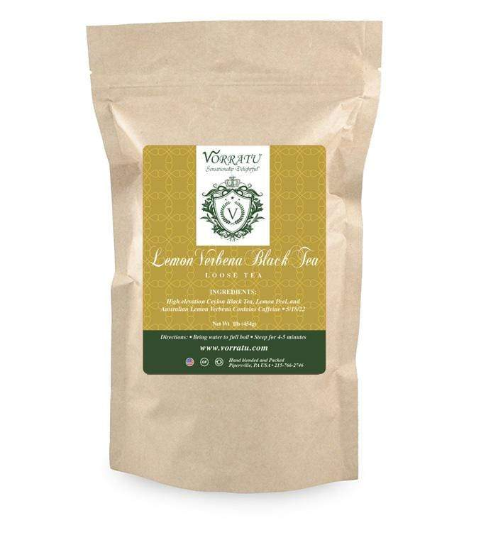 Lemon Verbena Black Tea