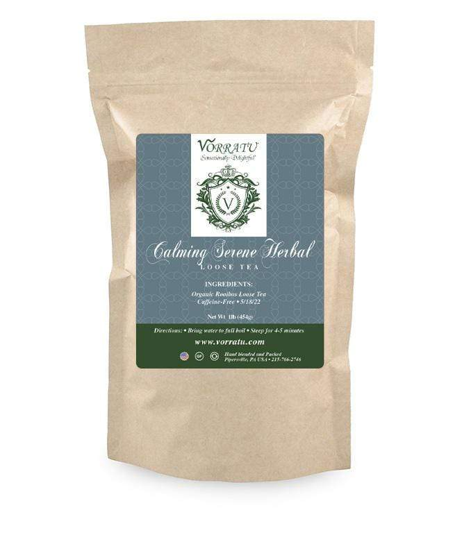 Serene Herbal Organic Rooibos Tea