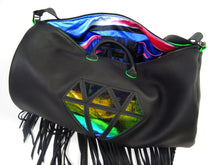 Load image into Gallery viewer, DIAMOND HIPPIE CARRY-ON *BLACK*