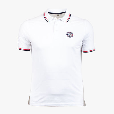 Polo Yachting Blanc