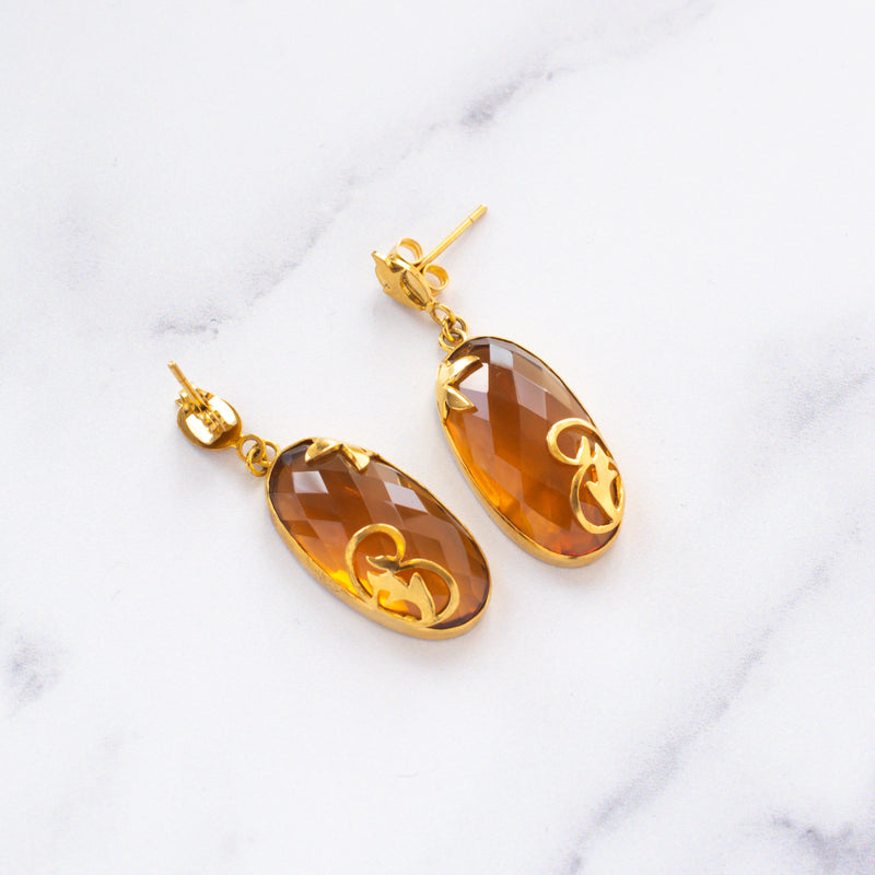 Eternal Flame Earrings