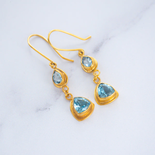 Secrets of the Himalayas Earrings