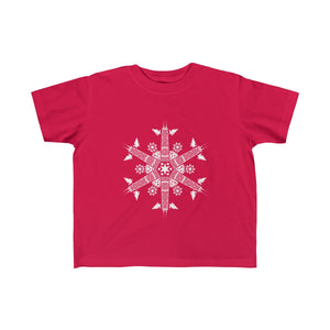 CHI FOR THE WINTER Snowflake Kid's Fine Jersey Tee