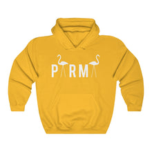 Load image into Gallery viewer, PARMA Flamingo - Hooded Sweatshirt (Unisex)