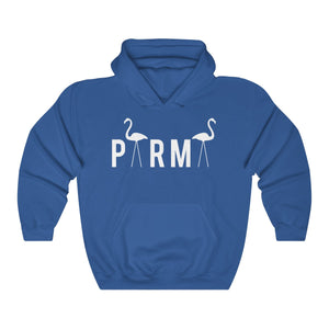 PARMA Flamingo - Hooded Sweatshirt (Unisex)