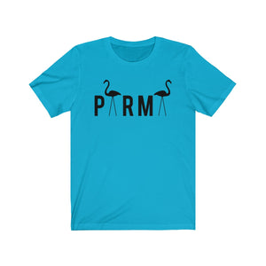 PARMA Flamingo - Short Sleeve Tee (Unisex)