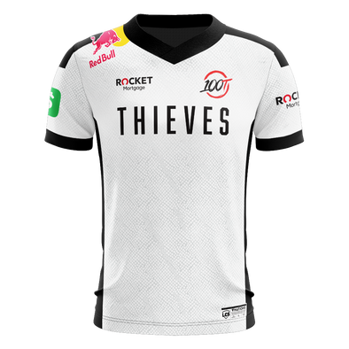 100 Thieves LCS Jersey 2019