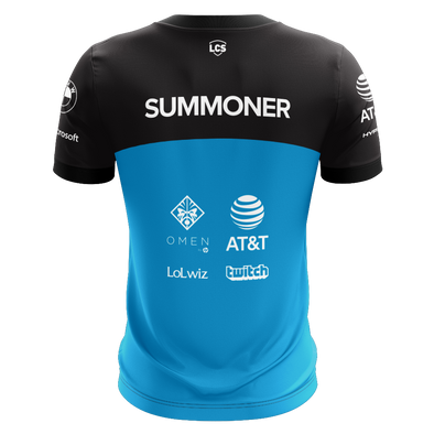 CUSTOM Cloud9 LCS Jersey 2019