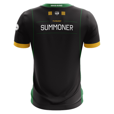 CUSTOM FlyQuest LCS Jersey 2019