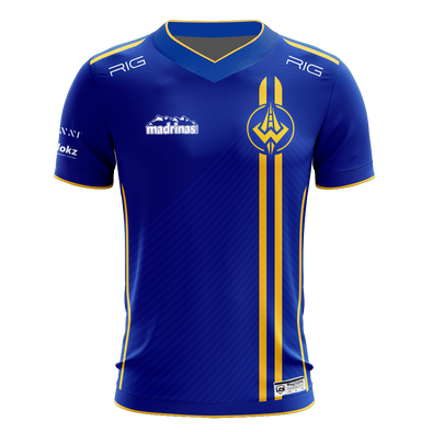Golden Guardians LCS Jersey 2019