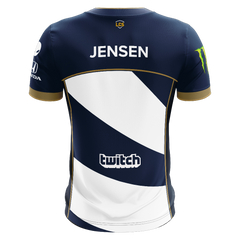 Team Liquid - JENSEN - LCS Player Jersey 2019