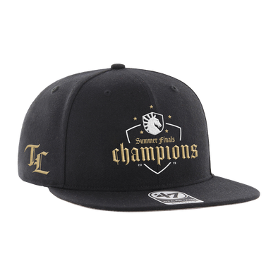 2019 Team Liquid Summer Finals Champs '47 Captain Hat