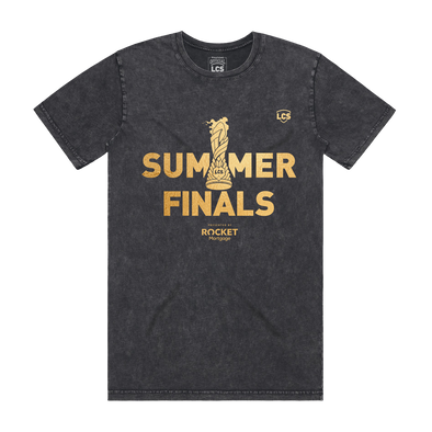 LCS Summer Finals Gold Foil Tee
