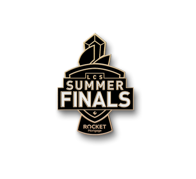 LCS Summer Finals Enamel Pin
