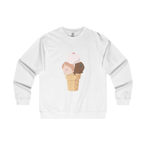 Mixed Flavors Sweater - icekream Collection