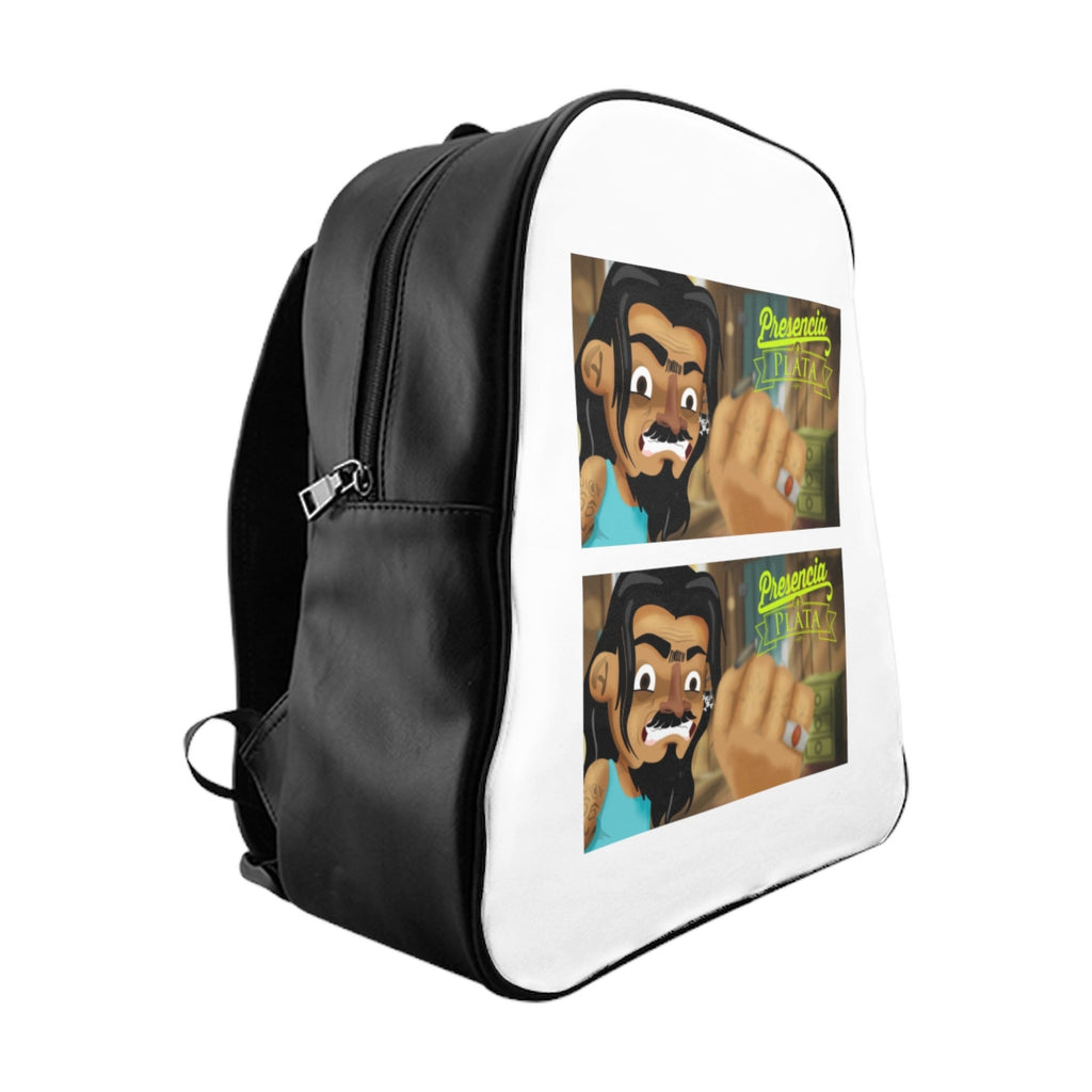 QUERUBÍN REBELDE Design  Backpack