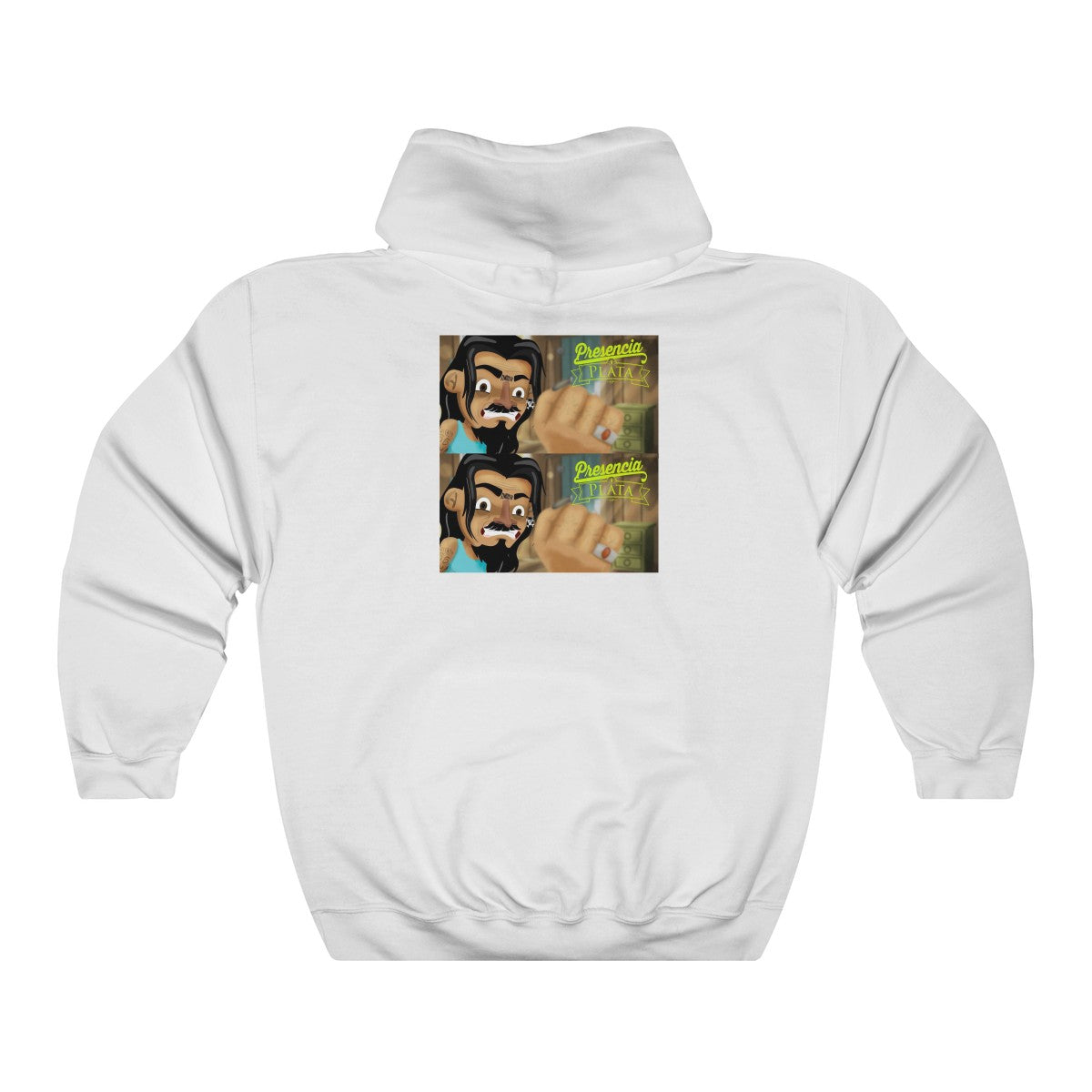 QUERUBÍN REBELDE Design - Hooded Sweatshirt