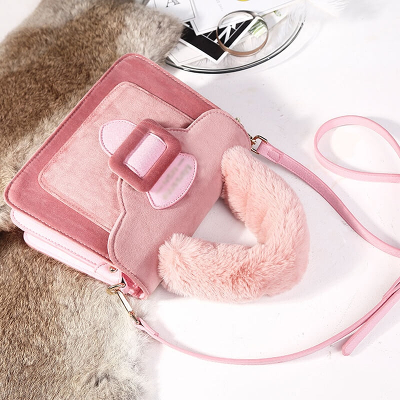 Mink Love Bag