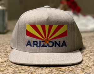 Arizona Flag Hat