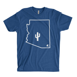 Phoenix Saguaro State - Royal Blue