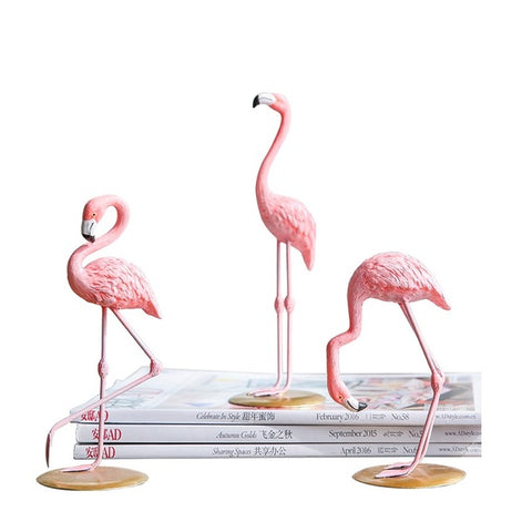 Flamingo for your desk