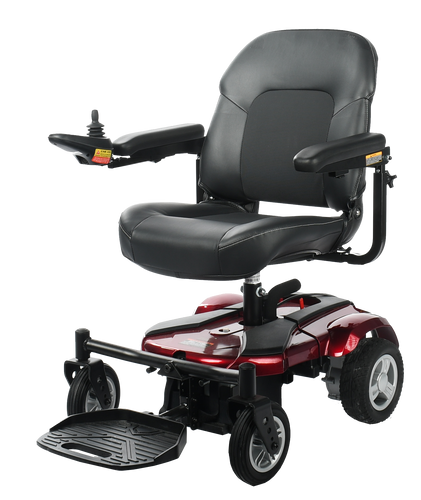 Merits EZ-GO Power Wheelchair P321