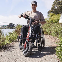 Firefly Wheelchair Handcycle Attachment 2.5  NEW 2020 Model - Rio Mobility - Save $100 Instantly Only For Today