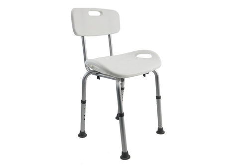 Bath & Safety - Karman Shower Chair With Back